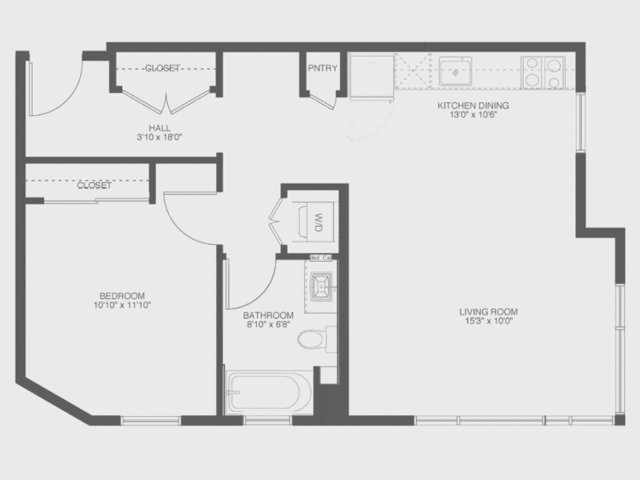 Floor Plan 2 | The Gantry