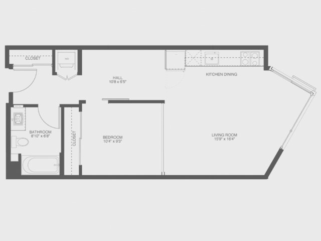 Floor Plan 3 | The Gantry