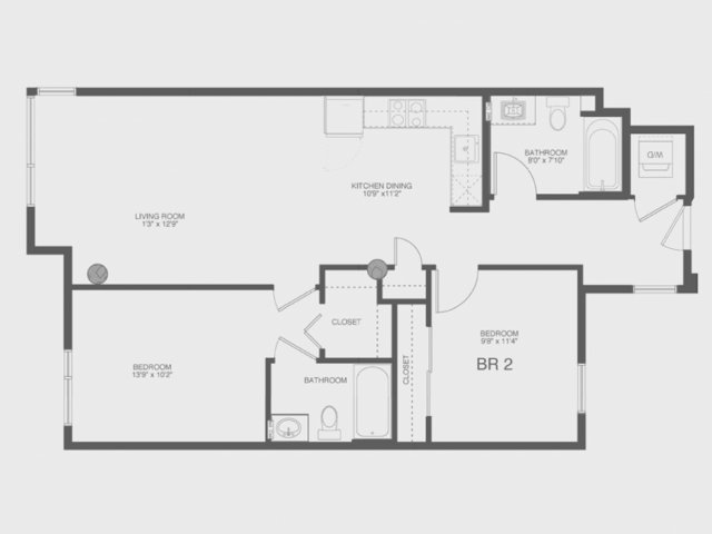 Floor Plan 8 | The Gantry