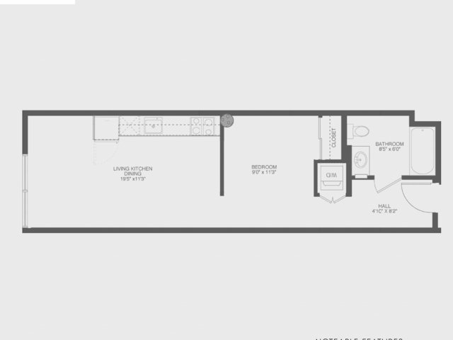 Floor Plan 9 | The Gantry