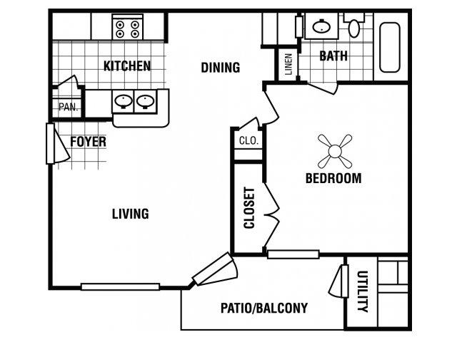 Floor Plan | Carrington Place