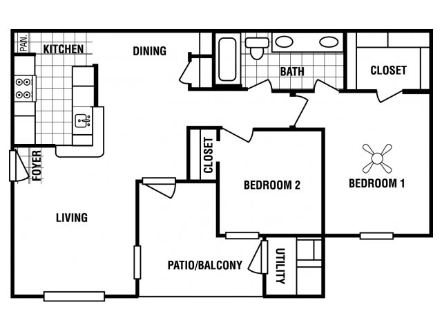 Floor Plan 3 | Carrington Place