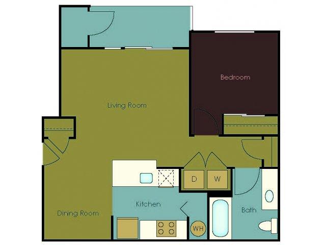 Floor Plan 1 | The Homestead