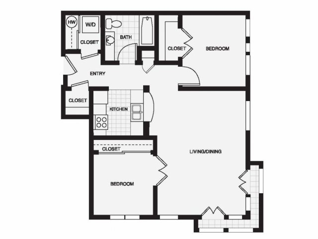 Floorplan 3 | The Shelby