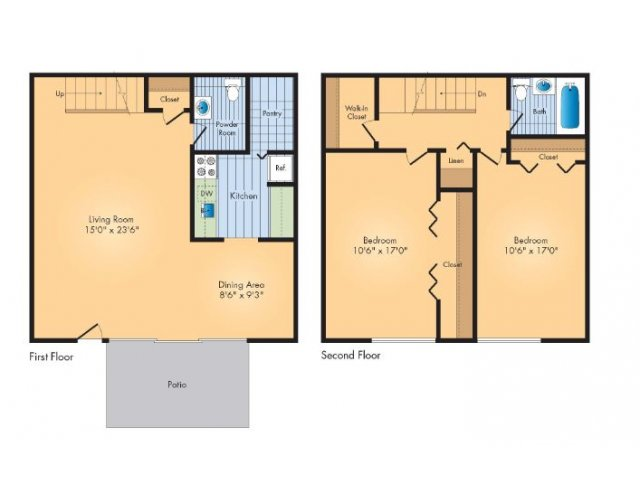 Floor Plan 3 | Rollingwood