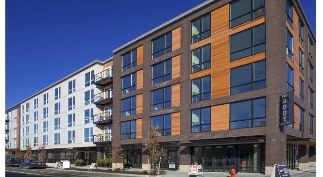 1 Bedroom Apartments Portland Oregon | The Addy