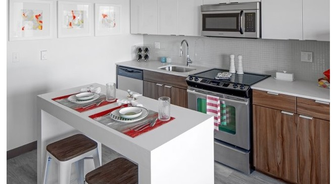 State Of The Art Kitchen | Apartments For Rent In Portland Oregon Pet