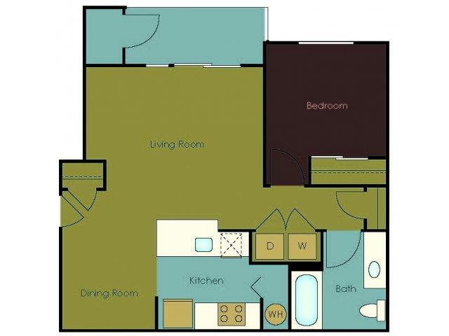 Floor Plan 6 | The Homestead
