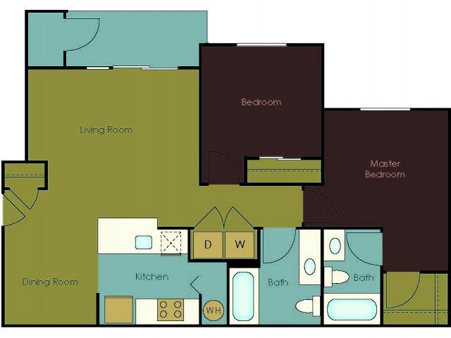 Floor Plan 9 | The Homestead