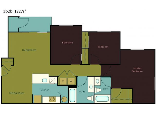 Floor Plan 10 | The Homestead