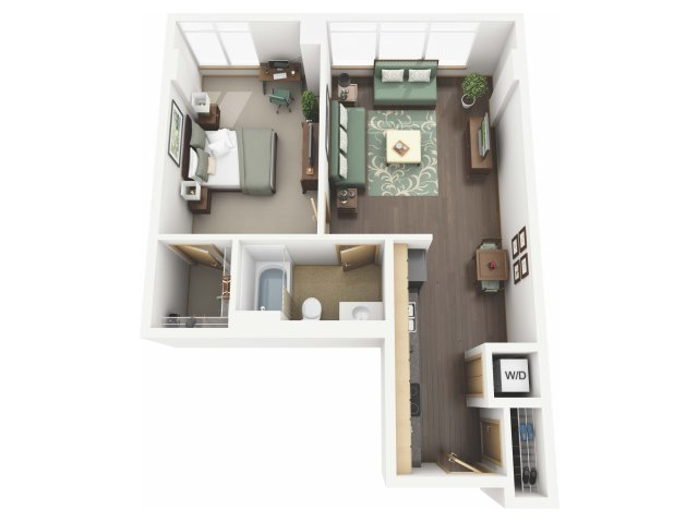 Floor Plan 26 | Riva on the Park