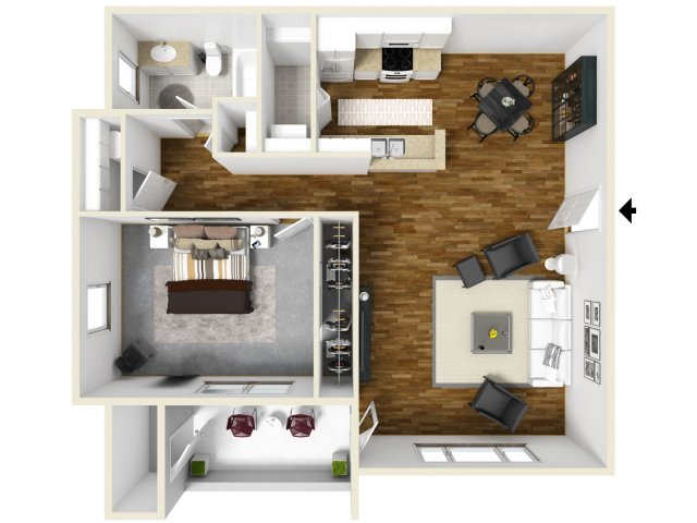 Floor Plan | The Bailey at Amazon Creek
