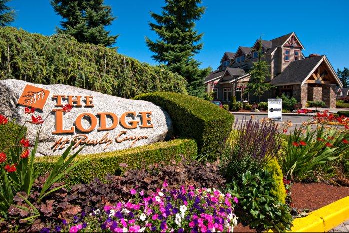 The Lodge at Peasley Canyon