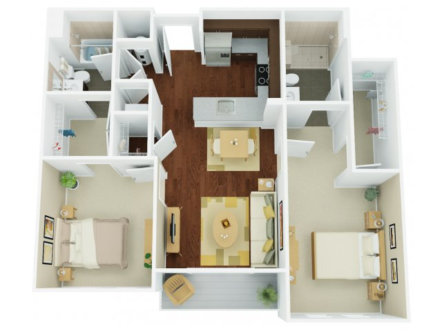 Floor Plan 8 | The Stories