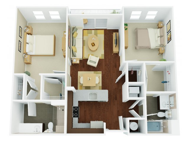 Floor Plan 12 | The Stories