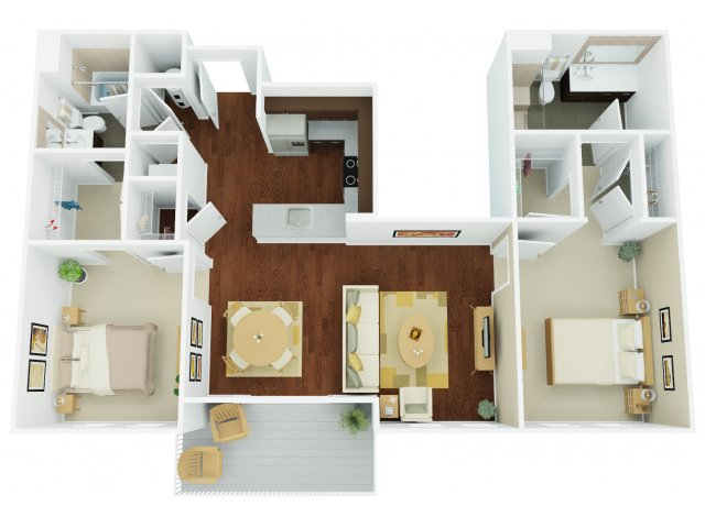Floor Plan 18 | The Stories