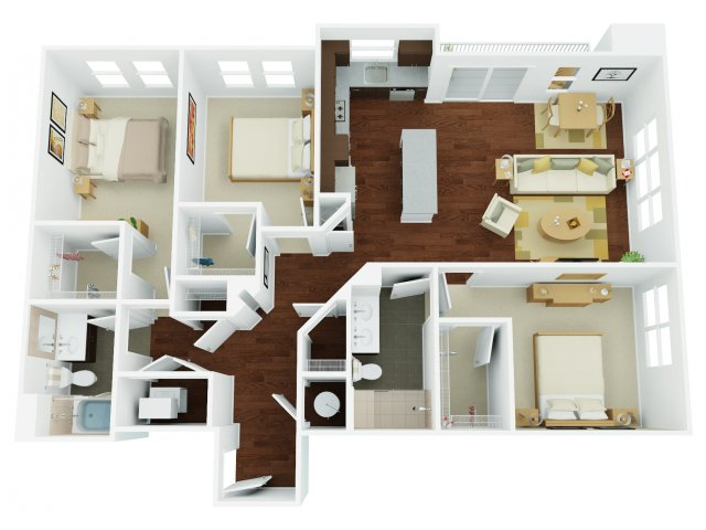 Floor Plan 20 | The Stories