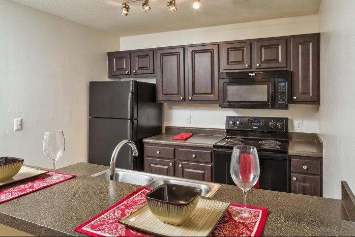 Elegant Kitchen | Orlando Apartments | Parks @ Hunter's Creek