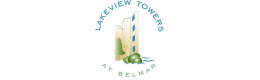 Lakeview Towers at Belmar Logo