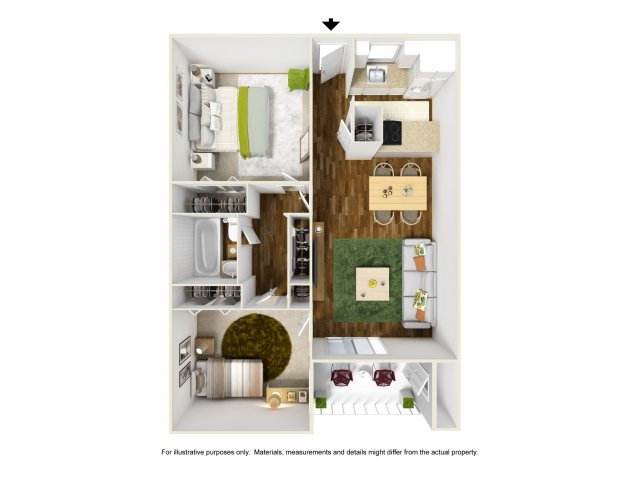 Floor Plan 8 | Scottsdale Gateway II 2