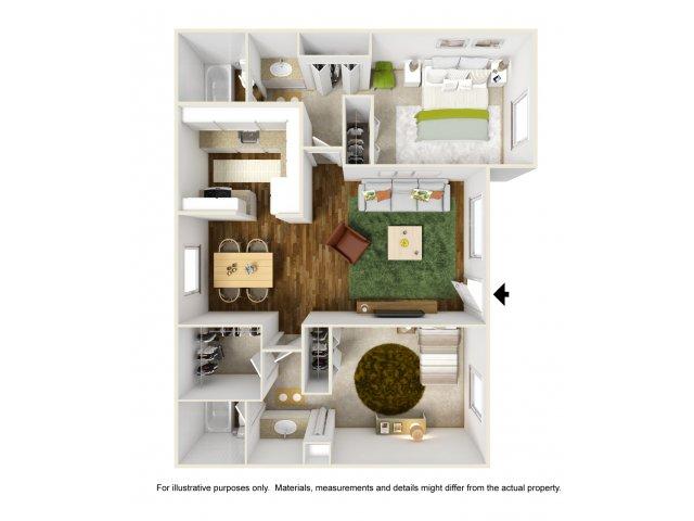 Floor Plan 9 | Scottsdale Gateway II2