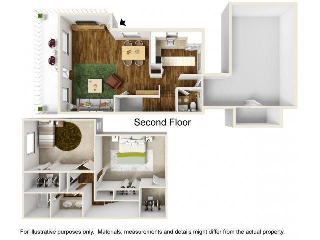 Floor Plan 10 | Scottsdale Gateway II 2