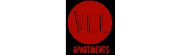 Vue Apartments  Logo