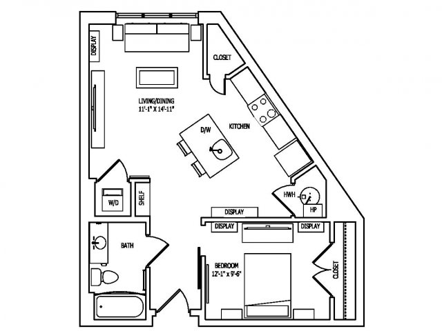 Floor Plan 2 | Pallas at PikeRose