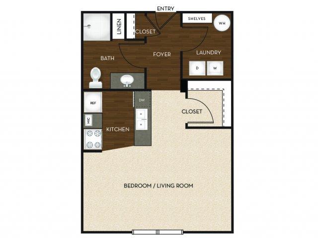 Floor Plan | University Commons
