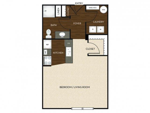 Floor Plan 2 | University Commons