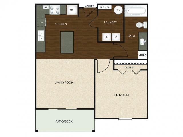 Floor Plan 13 | University Commons