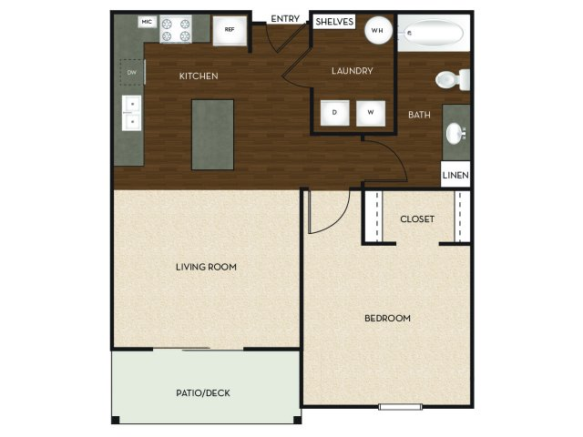 Floor Plan 3 | University Commons