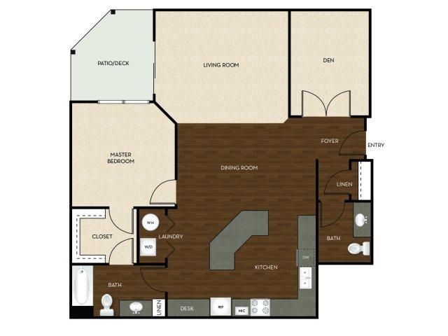 Floor Plan 4 | University Commons