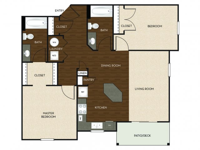 Floor Plan 5 | University Commons