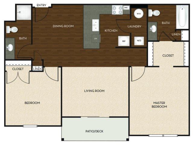 Floor Plan 10 | University Commons
