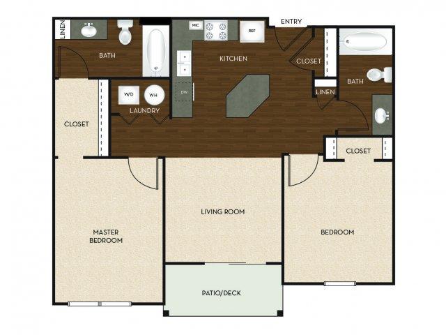 Floor Plan 9 | University Commons