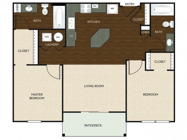 Floor Plan 6 | University Commons