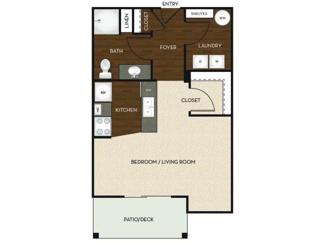 Floor Plan 14 | University Commons