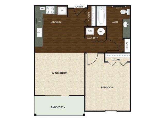 Floor Plan 15 | University Commons