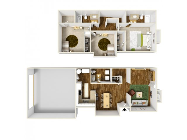 Floor Plan 5 | Rivercrest Meadows