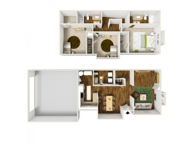 Floor Plan 5 | Rivercrest Meadows