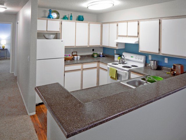 State Of The Art Kitchen | Vancouver WA Apartments For Rent | Eight