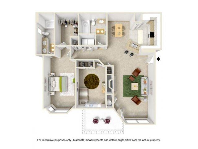 Floor Plan 11 | Willina Ranch