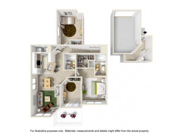 Floor Plan 15 | Willina Ranch