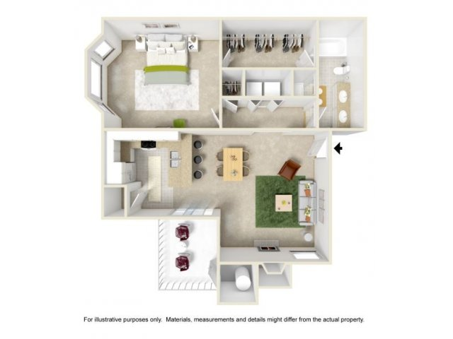 Floor Plan | Willina Ranch
