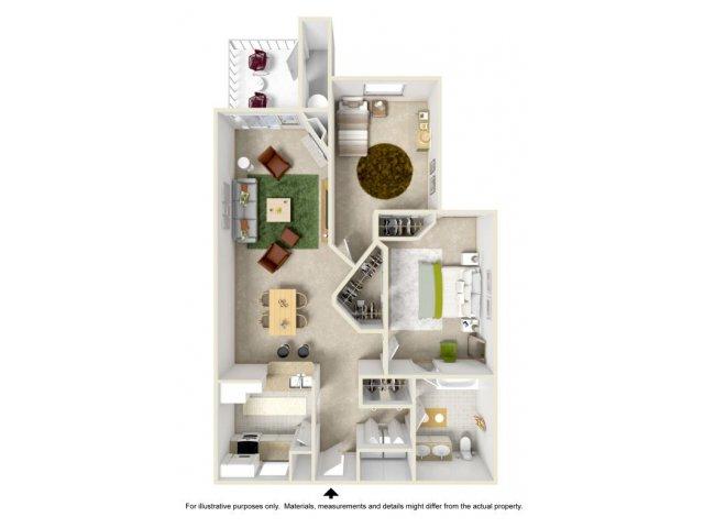 Floor Plan 2 | Willina Ranch