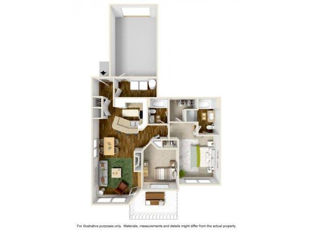 Floor Plan 4 | Willina Ranch