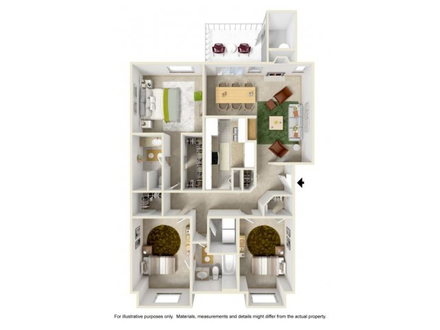 Floor Plan 12 | Willina Ranch