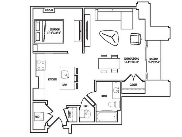 Floor Plan 12 | Pallas at PikeRose