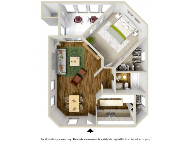 Floor Plan | Genoa Lakes 2